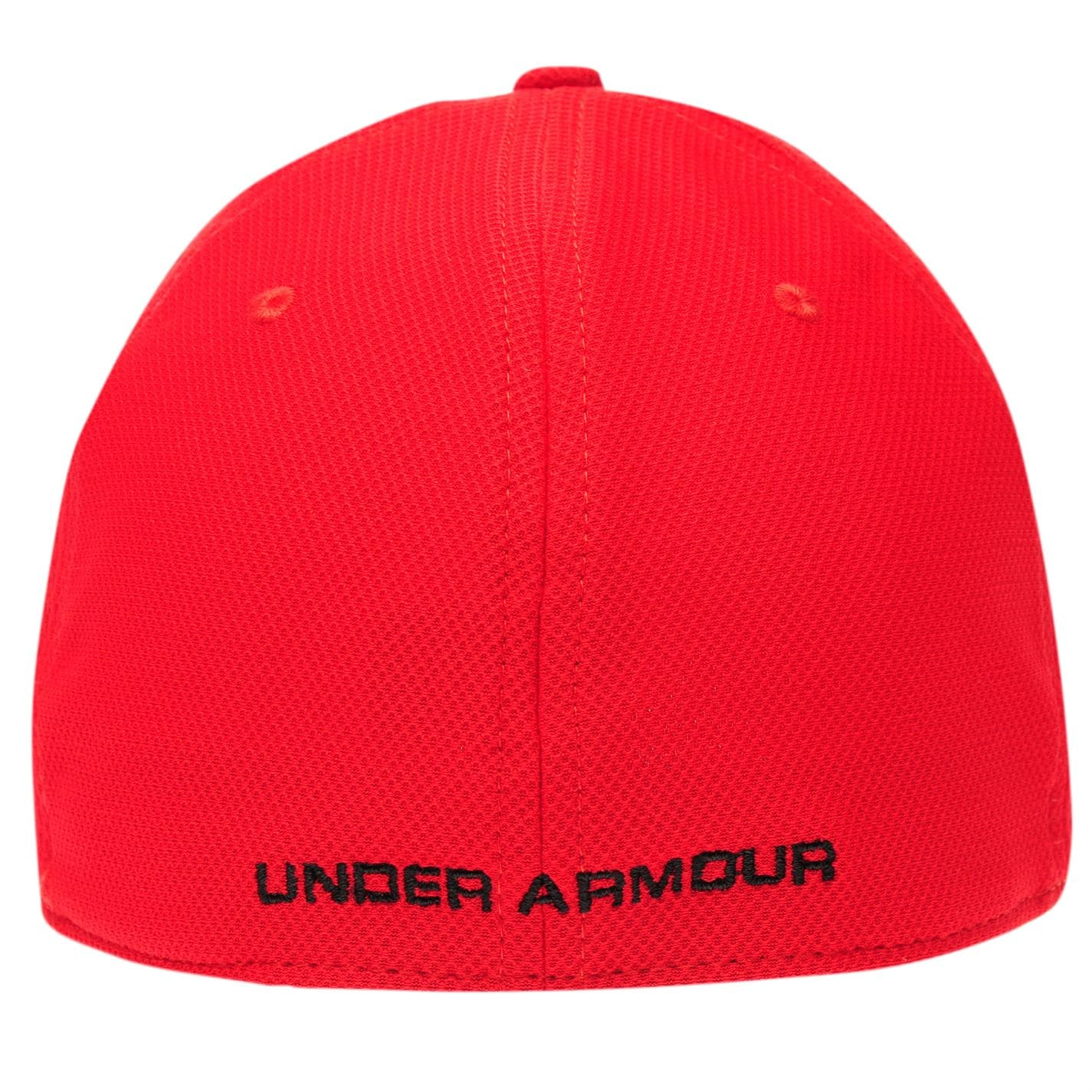 kšiltovka UNDER ARMOUR  - RED
