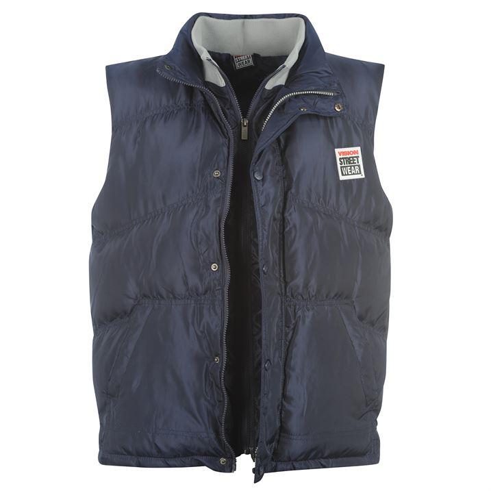 pánská vesta VISION- NAVY 29946c56d1