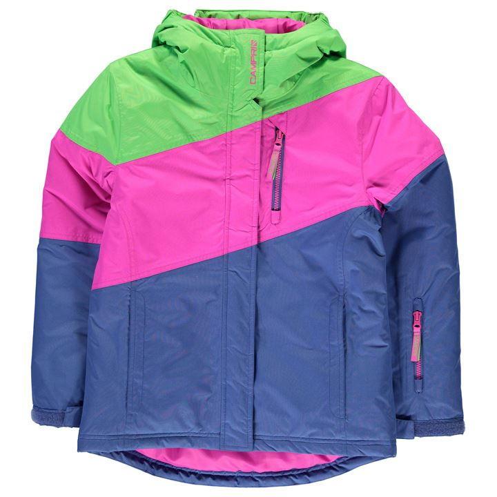 dětská zimní bunda CAMPRI - GREEN f4563bc21a