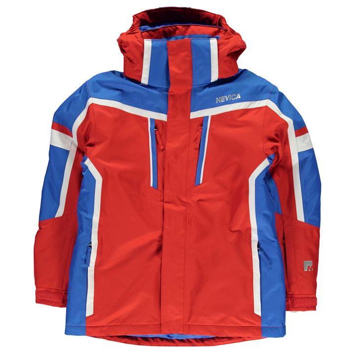 dětská zimní bunda NEVICA - RED d758943c06