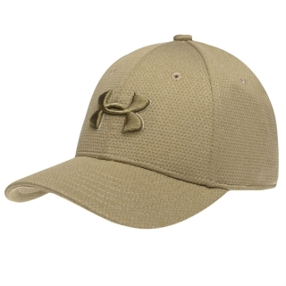 kšiltovka UNDER ARMOUR JUNIOR - BARLEY/GREEN - XS/SB