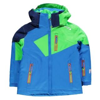 f5ea8ff3c5ab dětská zimní bunda NEVICA MERIBEL - BLUE GREEN NAVY - 116 5-6 ...